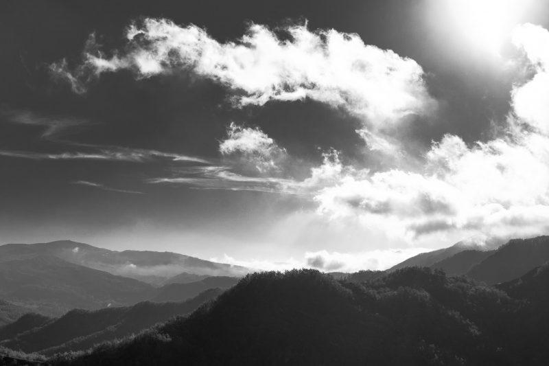 A Black Cloud Reigns