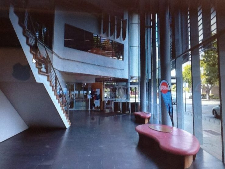ABC PERTH FOYER
